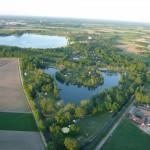 luchtfoto ODC en Stroombroek